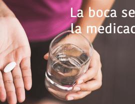 ¿Qué medicamentos provocan sequedad bucal?