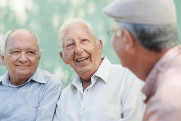 Los mayores y la boca seca