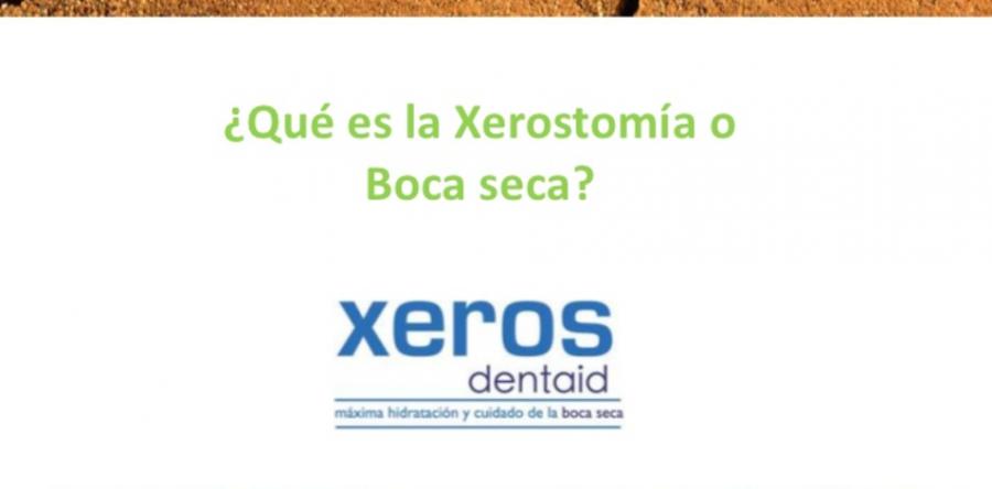 ¿Qué es la xerostomía o boca seca?